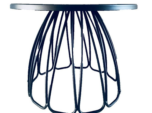 Black Skirt Cake Stand Rental
