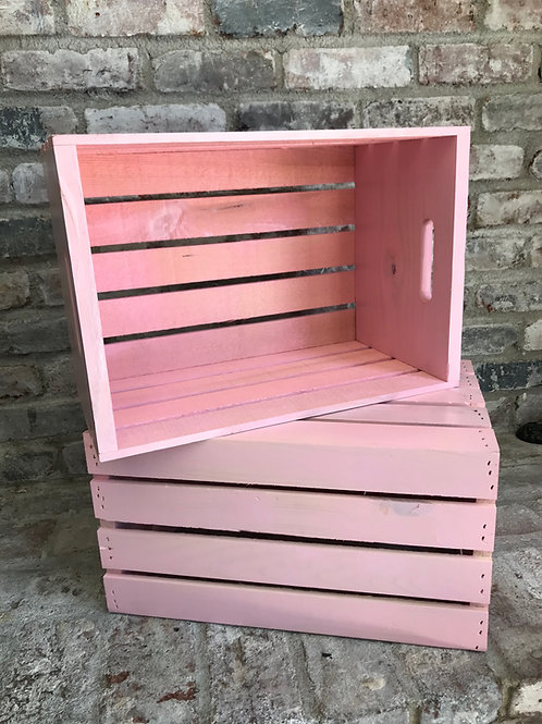 Pink Large Crate Rental