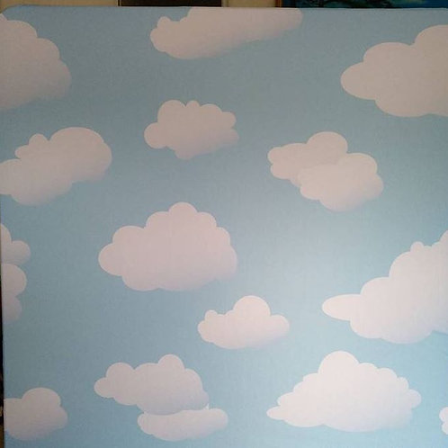 Clouds Backdrop Rental
