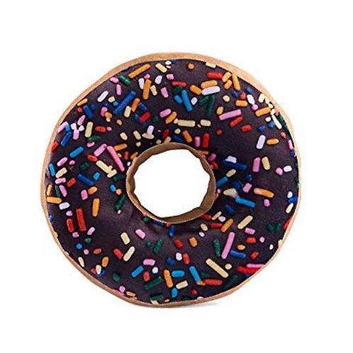 Chocolate Donut Shaped Pillow Rental