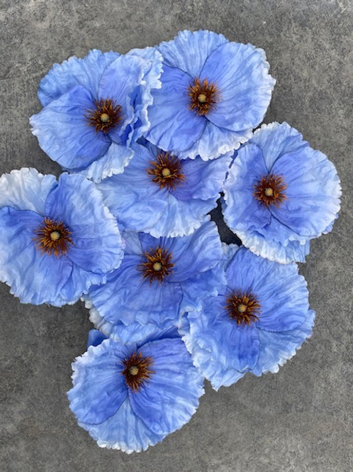 Set of Blue Flowers Rental