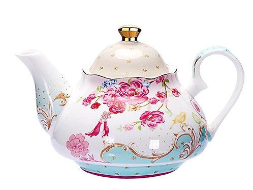 Floral Teapot Rental