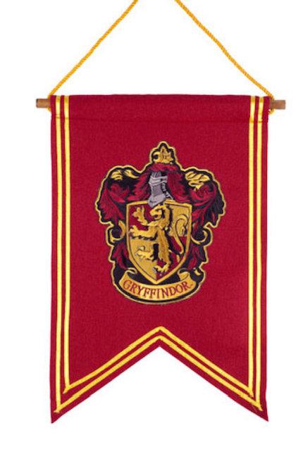 Gryffindor Banner Rental