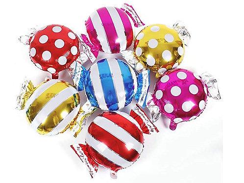 Candy Shape Mylar Balloons