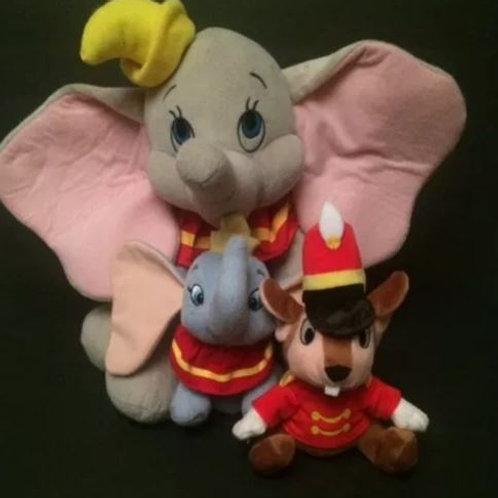 Dumbo Plush Trio Rental