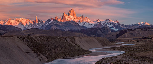 Panorama Patagonia El Chalten