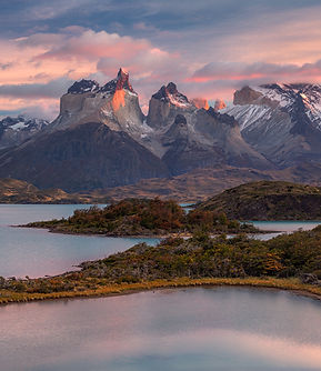 Torres del Paine Nacional Park Chile