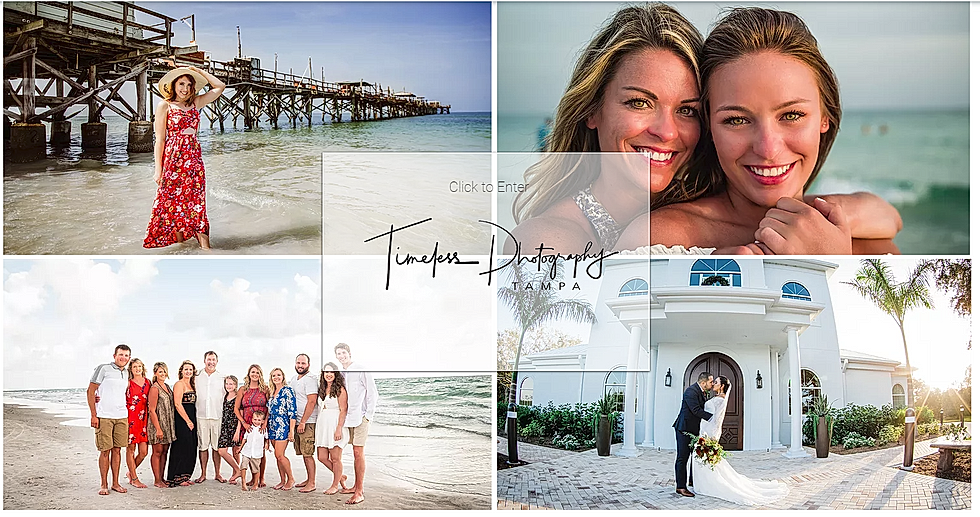 Timeless Photography - Tampa Website