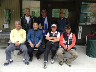 東京クレー射撃協会の皆さんが揖斐へお越しくださいました。