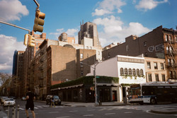 My most favorite district in NYC, which is usually full of people
