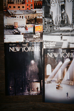 Sometimes I can't wrap my mind around the fact these are real magazine covers right now