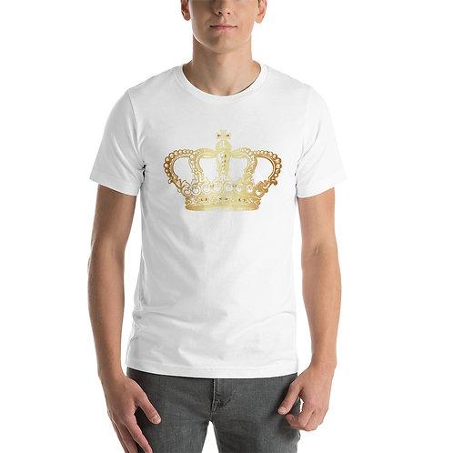 Crown Short-Sleeve Unisex T-Shirt