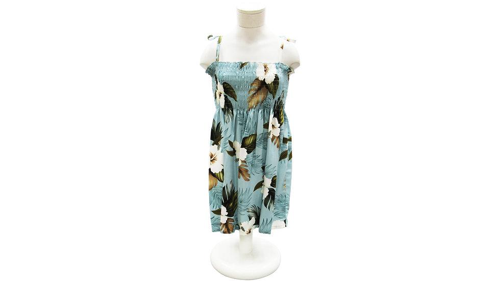 [#40904] Rayon 100% Girl's Tube Dress [EH03]