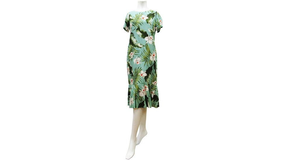 Rayon 100% Amber Dress [#21504]