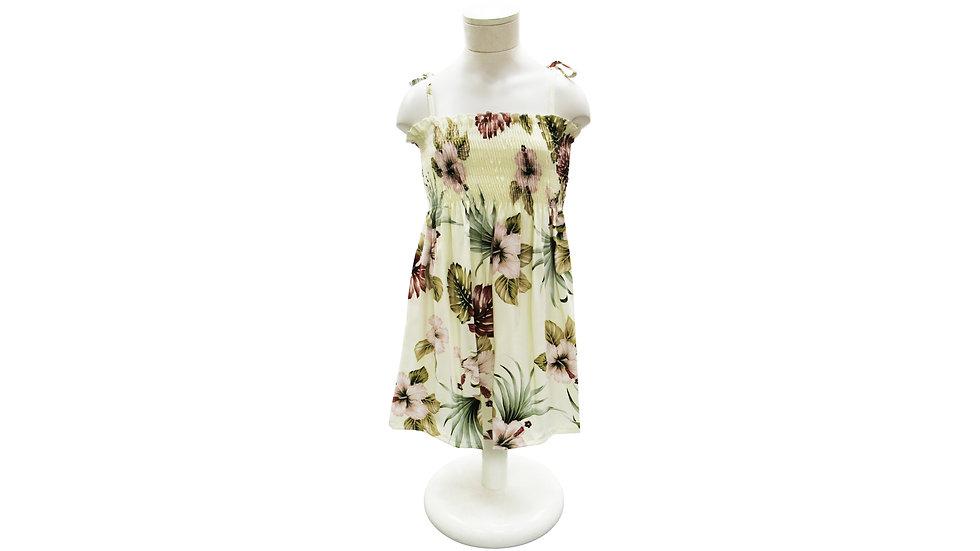 [#40904] Rayon 100% Girl's Tube Dress [RH05]