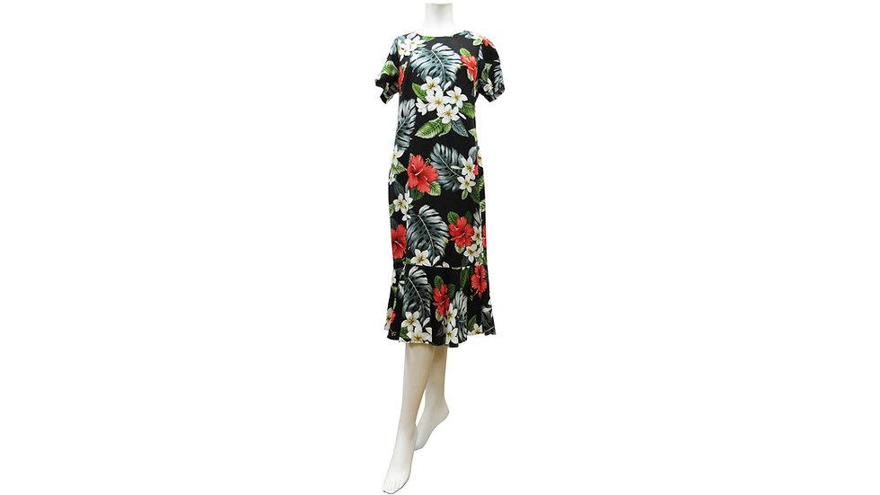 [#21504] Rayon 100% Amber Dress [RH011]
