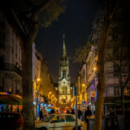 The Glow of Rue Étienne-Dolet