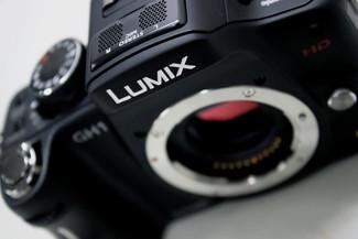 Panasonic  LUMIX DMC-GH-1 リポート