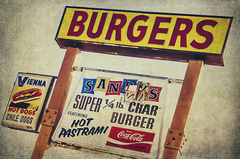Sandy's Burgers