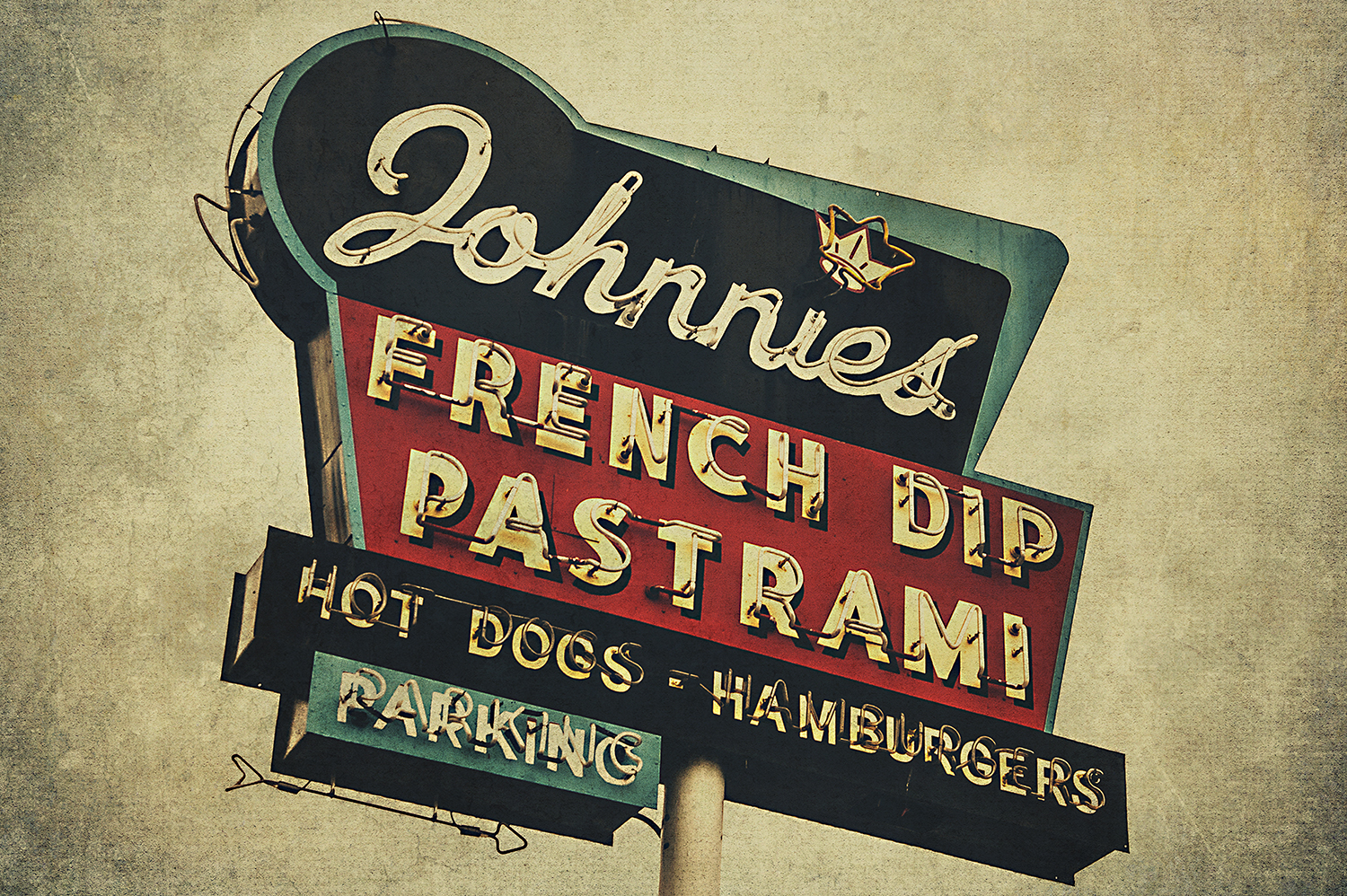 Johnnie's French Dip