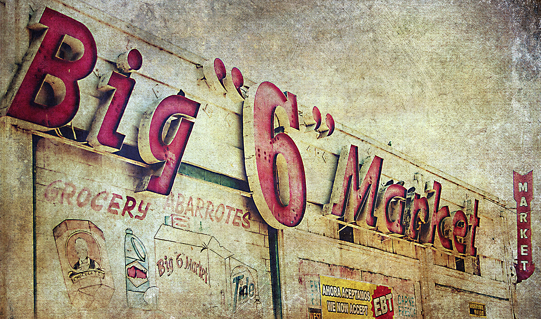 Big 6 Market