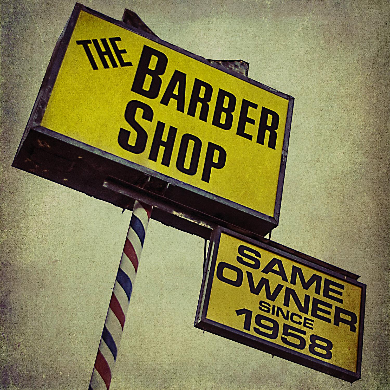 Yellow Barber Shop
