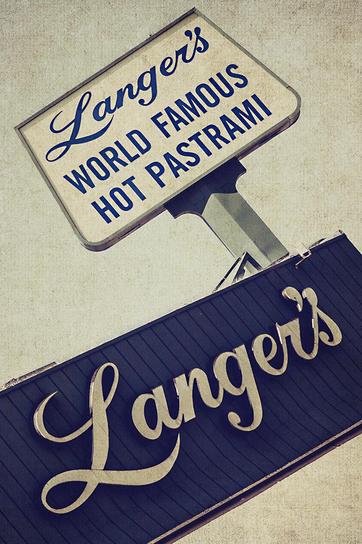 Langer's Pastrami