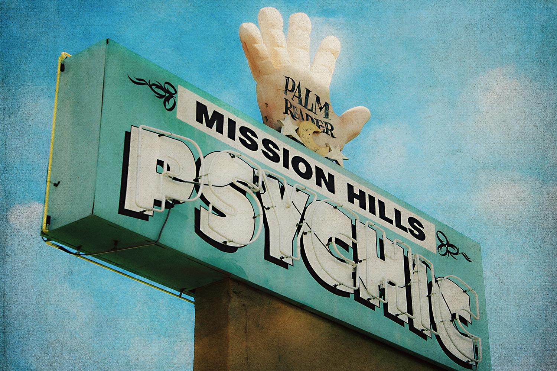 Mission Psychic