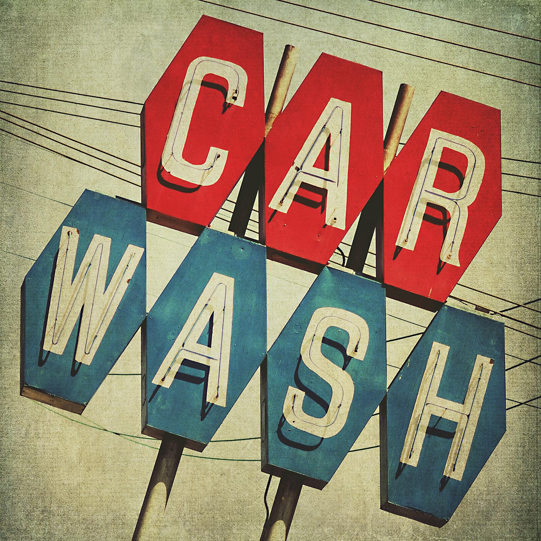 Diamond Car Wash Sign