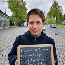 Kevin Kühnert - Europa ist für mich...