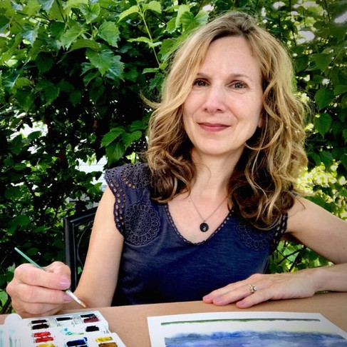 Diane Reiber: Drawing Together with God