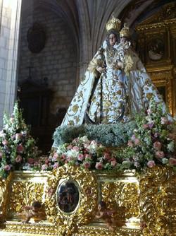 Virgen Araceli 450 Aniversario