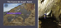 Distribucion de la Cueva del Angel