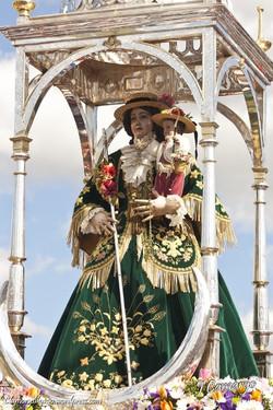 Bajada Virgen Araceli