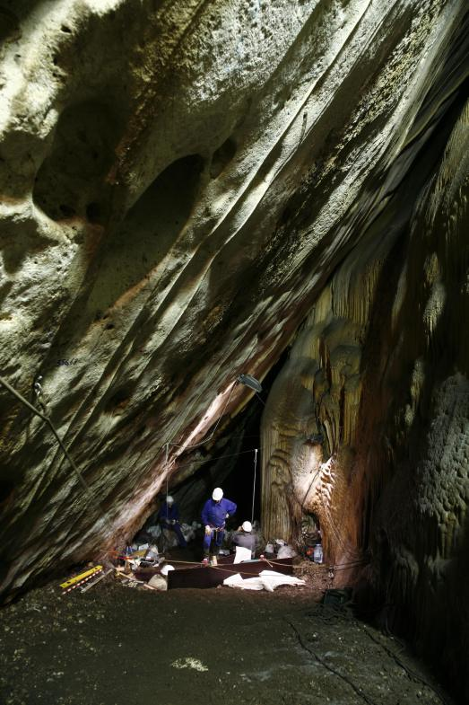 Cueva del Angel