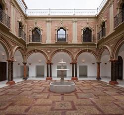 Palacio condes de santa ana