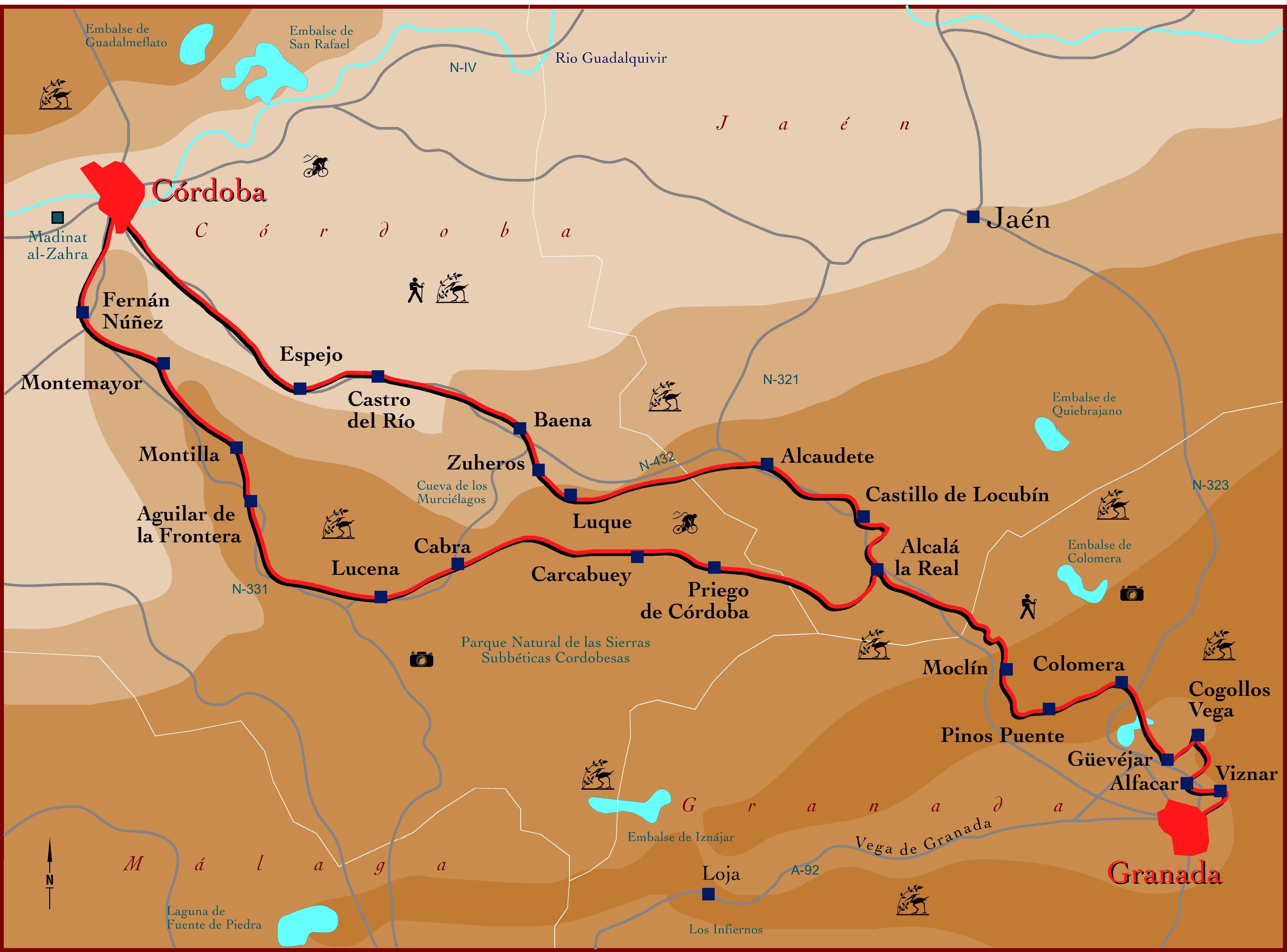 Ruta del Califato