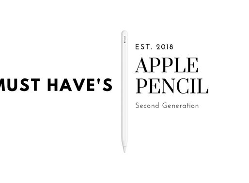 It would've been nice to see these features on the Apple Pencil.