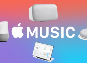 Apple Music on Google Home?