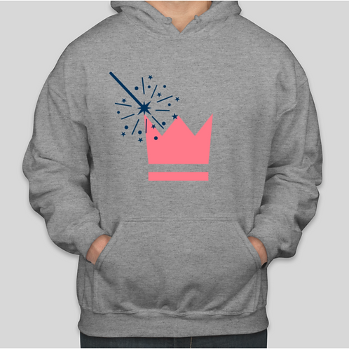 Magic Crown Sweatshirt | Youth and Adult Unisex