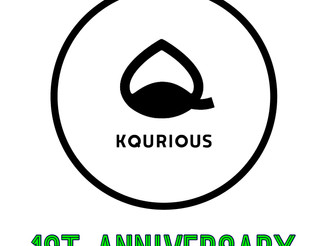 ▼KQURIOUS 1st anniversary fair▼