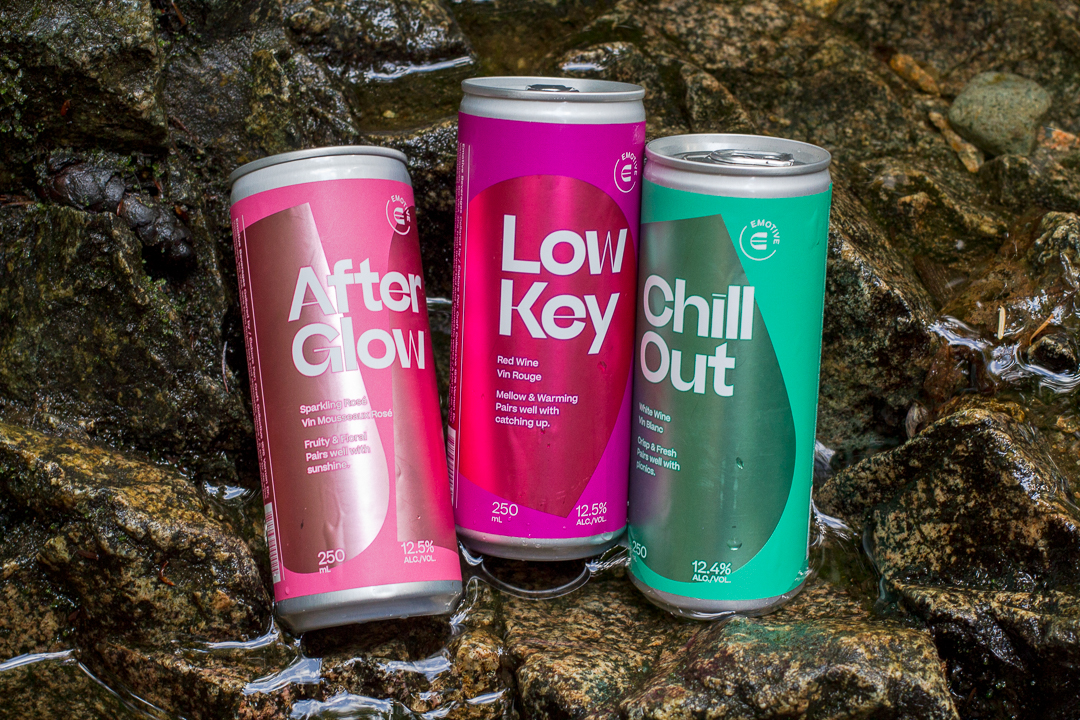 After Glow, Low Key & Chill Out Cans