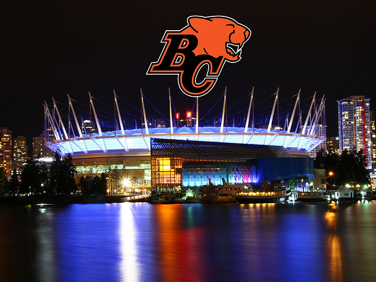 BC Lions Packages