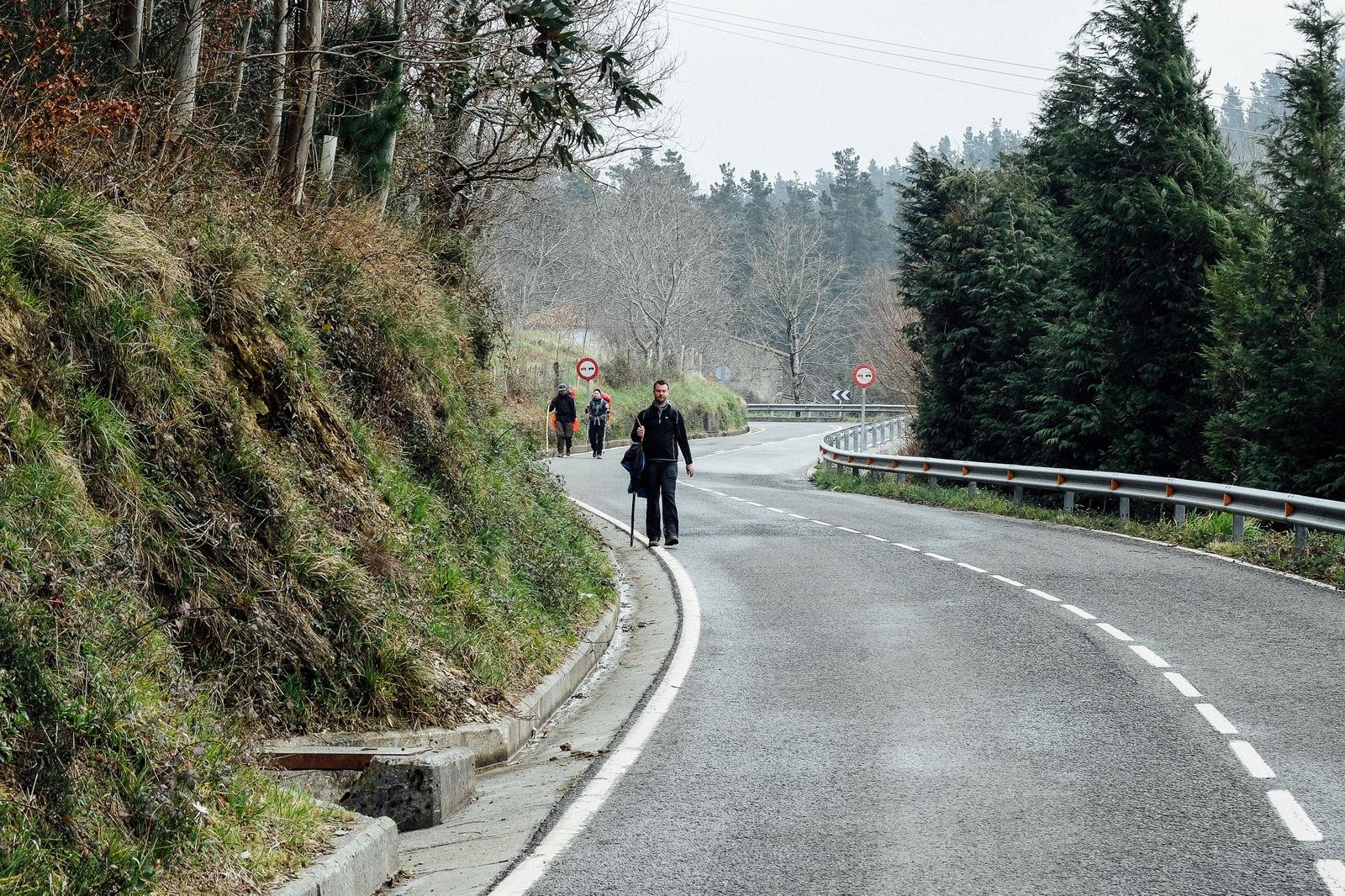 Jakobsweg - Camino del Norte (109)