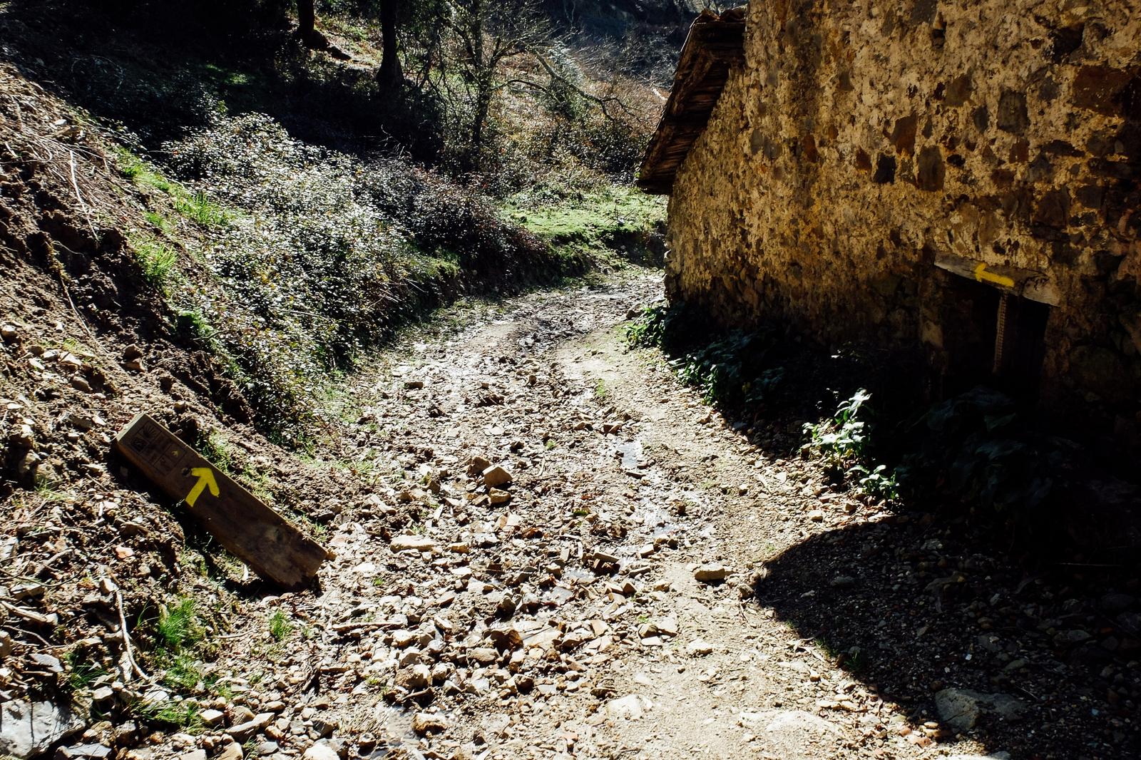 Jakobsweg - Camino del Norte (97)