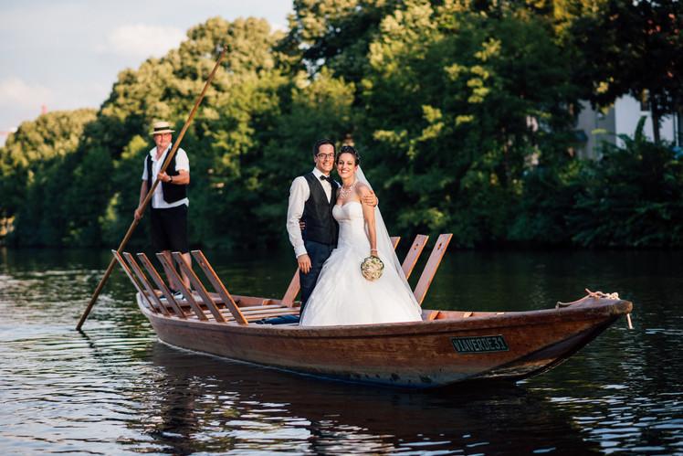 Als Hochzeitsfotograf in Albstadt-Ebingen und Tübingen