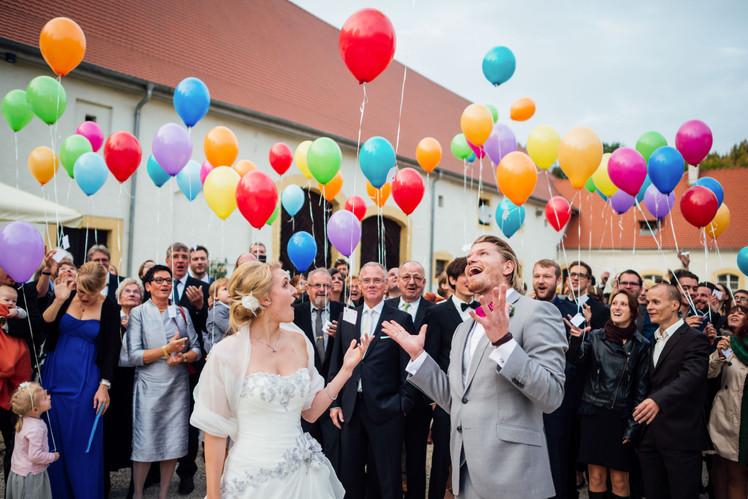 Als Hochzeitsfotograf in Rottenburg und auf Schloss Ehrenfels: