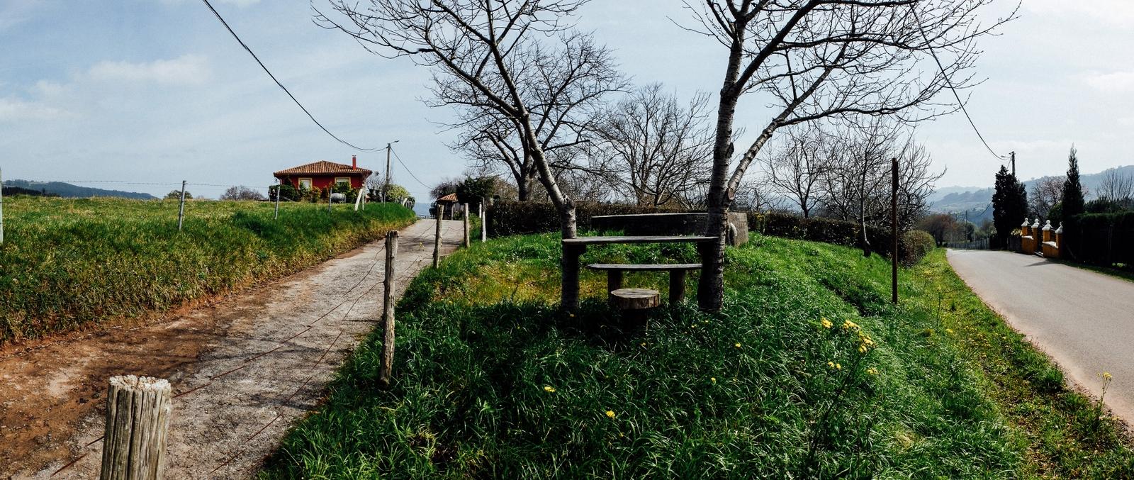 Jakobsweg - Camino del Norte (204)