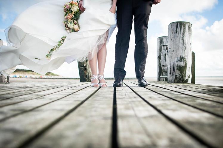 Traumhafte Hochzeit auf Föhr