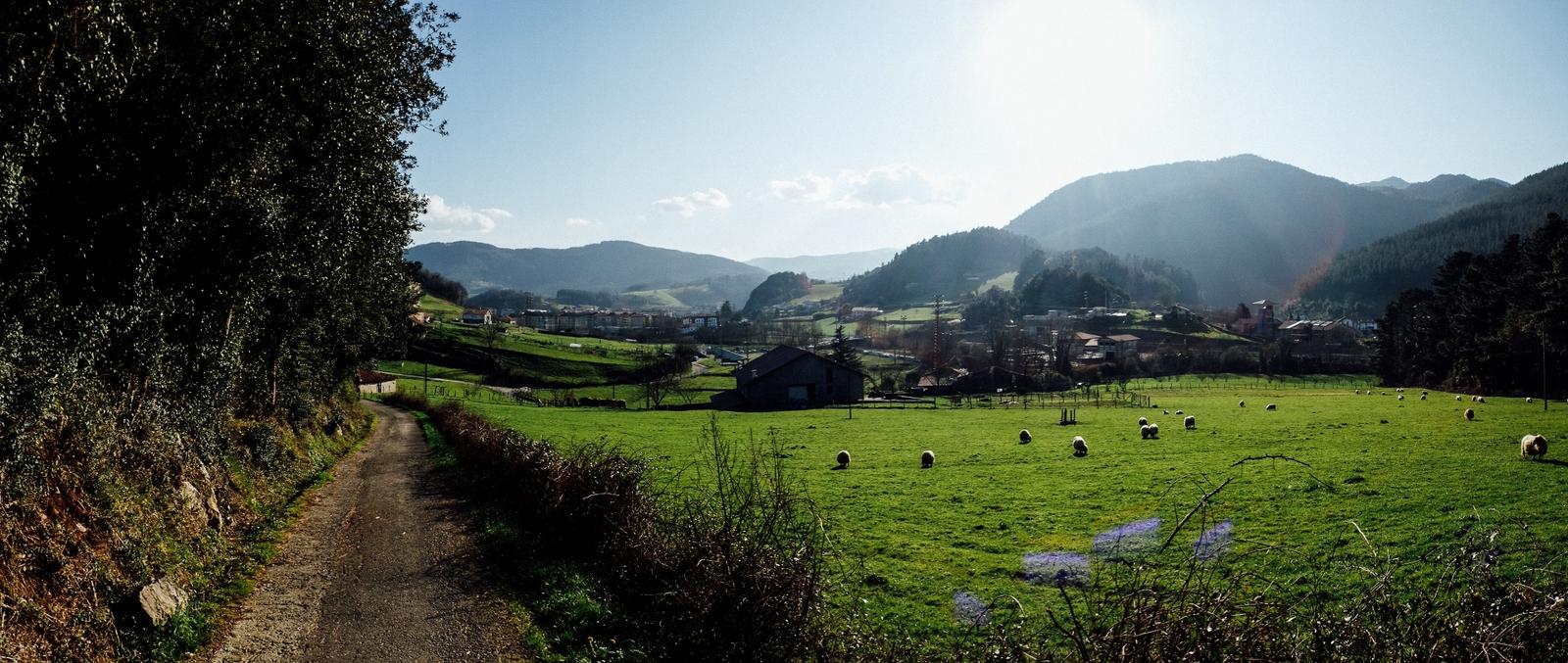 Jakobsweg - Camino del Norte (99)